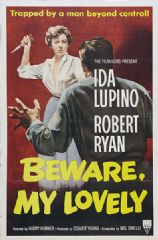 Beware My Lovely 1952 DVD - Ida Lupino / Robert Ryan